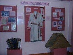 Выставка-экспозиция «Марийская самодеятельность Кувербы»